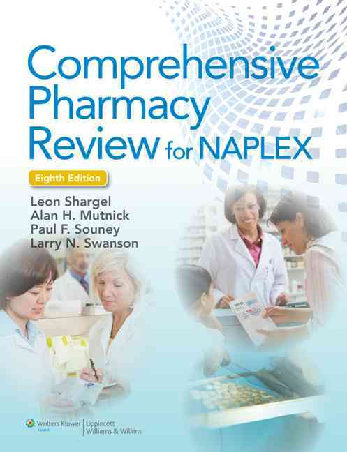 Comprehensive Pharmacy Review for Naplex By Shargel, Leon/ Hunter, David G.